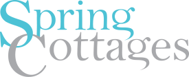 Spring Cottages Care Logo